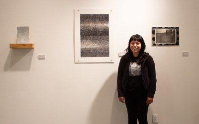 Cynthia Marris awarded the first Covington-Rhode Senior Prize in Art