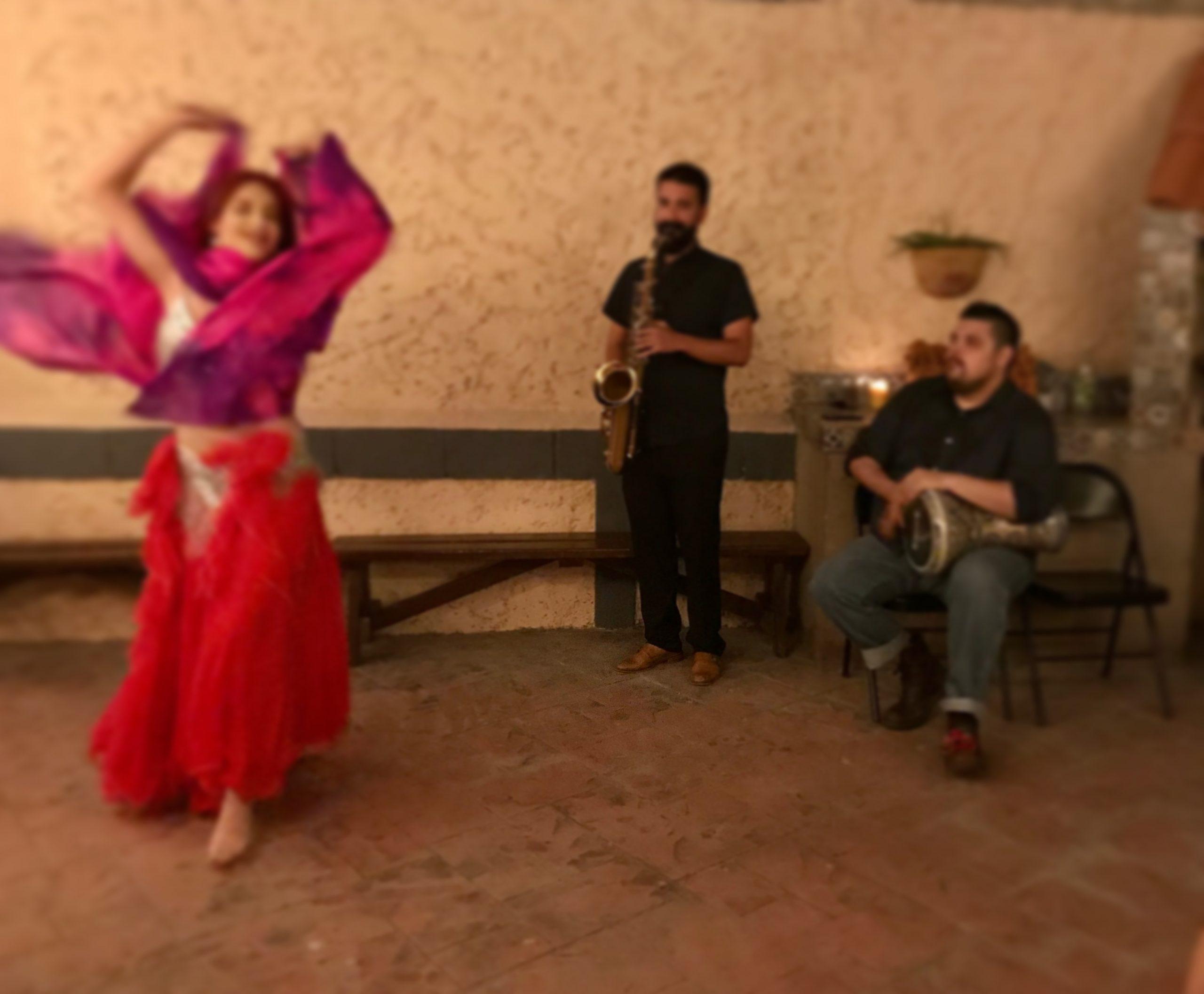 Arab Musicking