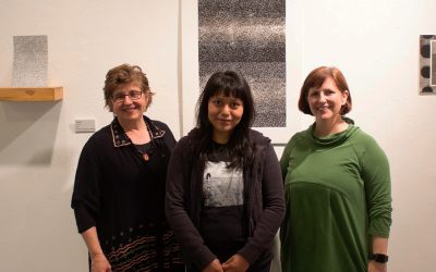 Cynthia Marris awarded the first Covington-Rhode Senior Prize in Art