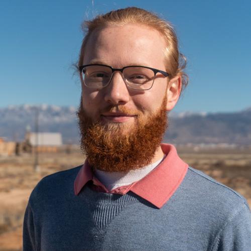 Portrait of J Keenan Wallace