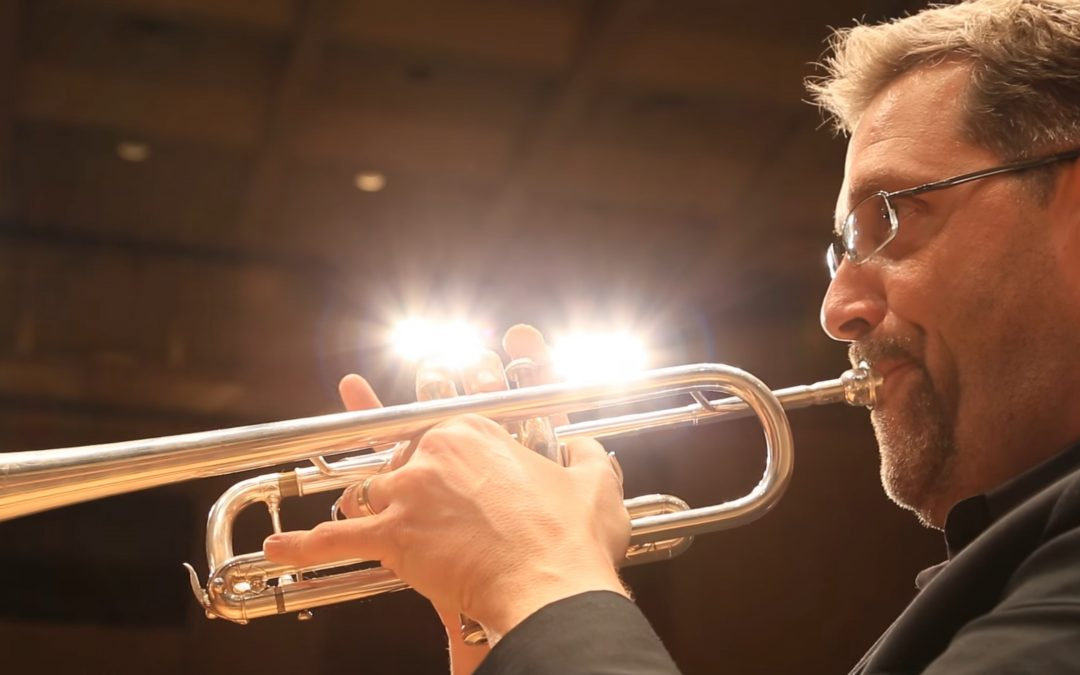 Watch: John Marchiando – The Trumpet Virtuoso
